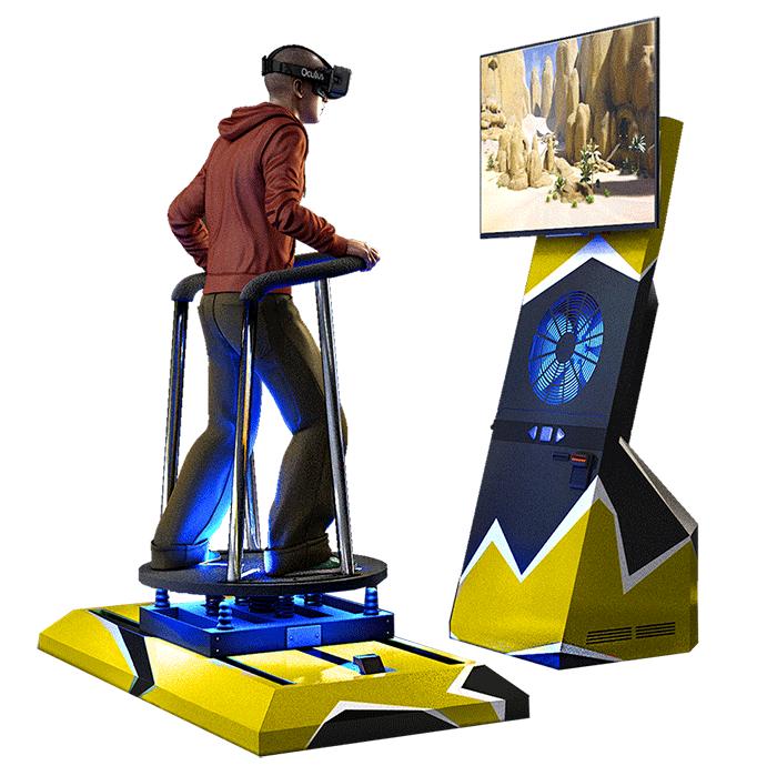 Аттракцион Виртуальной Реальности Окулус
