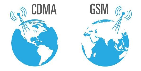 CDMA против GSM