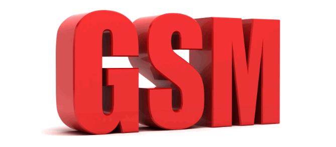 GSM сеть
