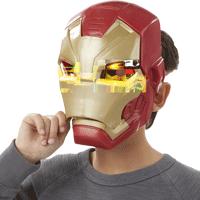 Маска железного человека - шлем виртуальная реальность