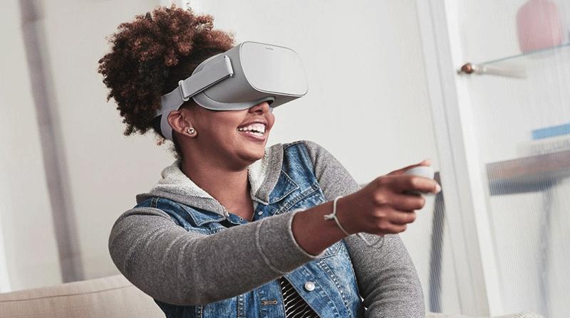 Обзор Oculus Go