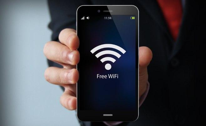Раздача интернета с телефона