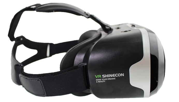 Ремни VR-Shinecon
