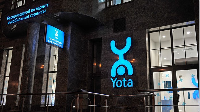 Сервисный центр YOTA