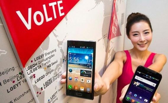 Смартфоны с поддержкой VOLTE