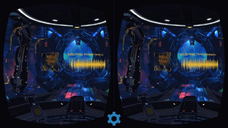 Виртуальная реальность в очках Mi VR Play